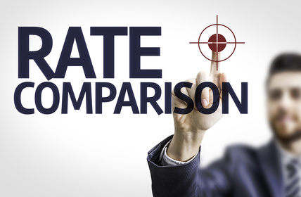 Lowest Rate Comparison