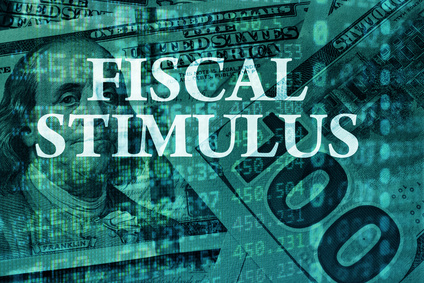 Fiscal stimulus could affect mortgage rates