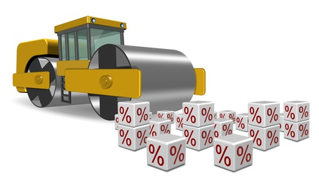Flat mortgage rates