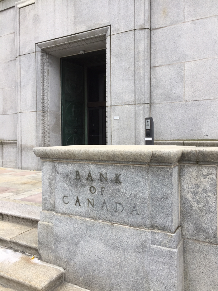 The Bank of Canada suggests lower mortgage rates may be coming