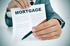 Check your mortgage contract for bona-fide sales clauses