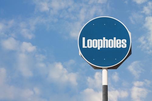 stress test loopholes