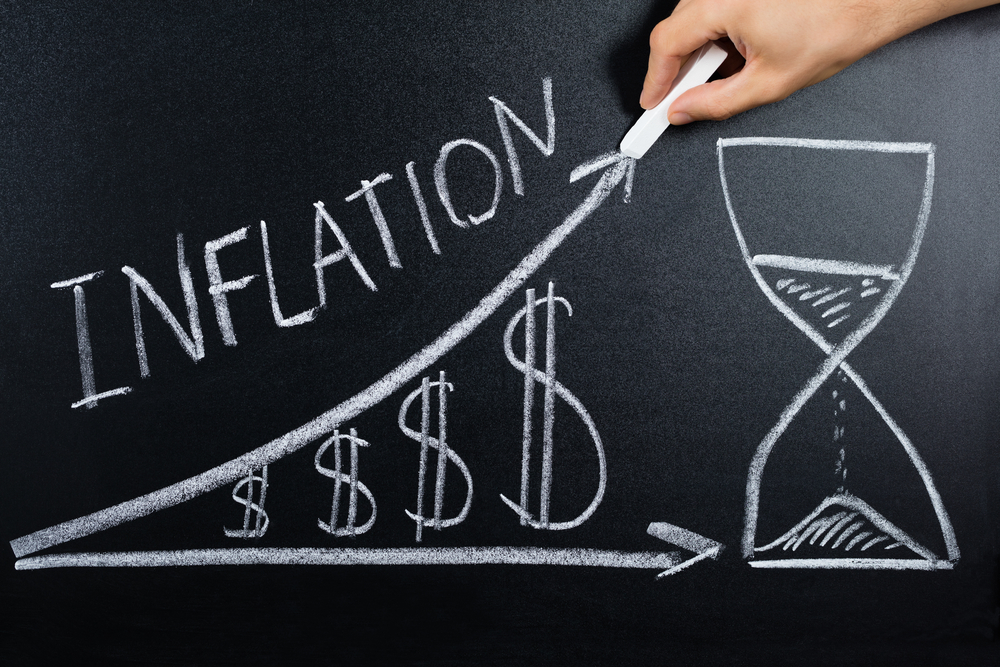 Unexpected inflation could lift rates