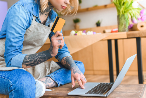millennials credit card spending habits