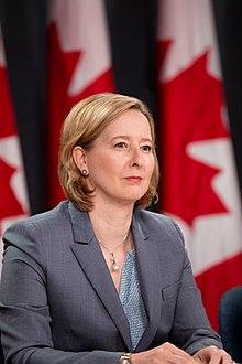 Bank of Canada Deputy Governor Carolyn Wilkins