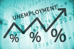 canada's unemployment rate rising