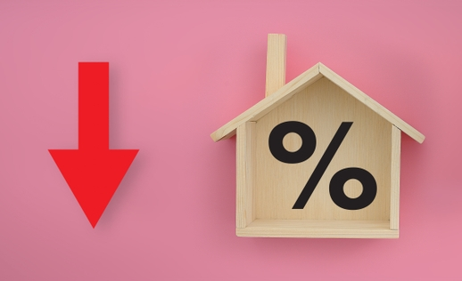 Falling Canadian mortgage rates