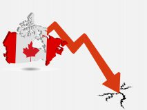 canada's overnight rate falls