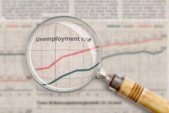 Canadian unemployment soars
