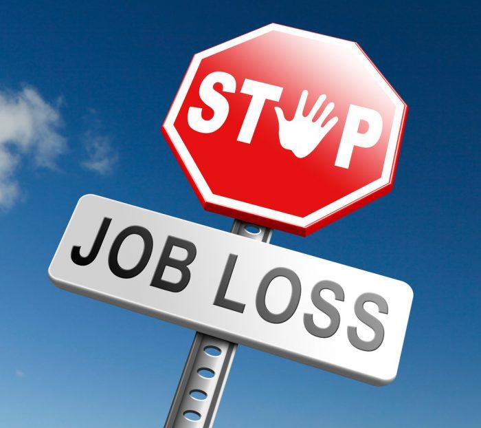 Record job losses could depress mortgage rates.