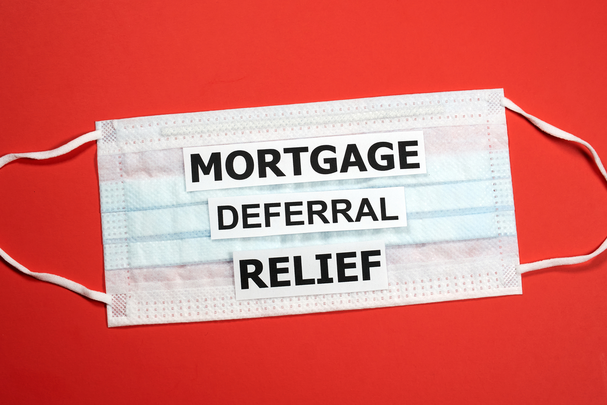 Image result for mortgage deferral canada
