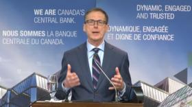 Bank of Canada Governor Tiff Macklem